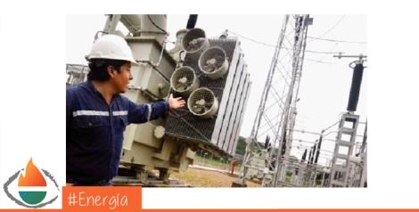 ARCHIVO PÁGINA SIETE. Instalaciones de la Termoeléctrica del Sur desde donde se generará energía de exportación.