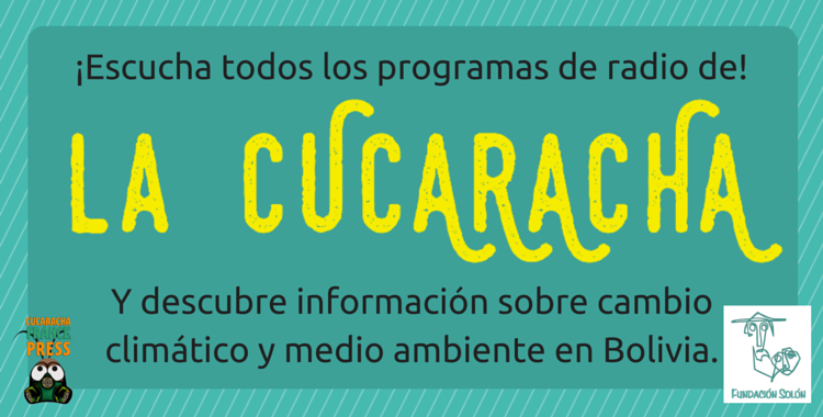 Descubre información sobre cambio climático y medio ambiente en Bolivia Todos los programas de