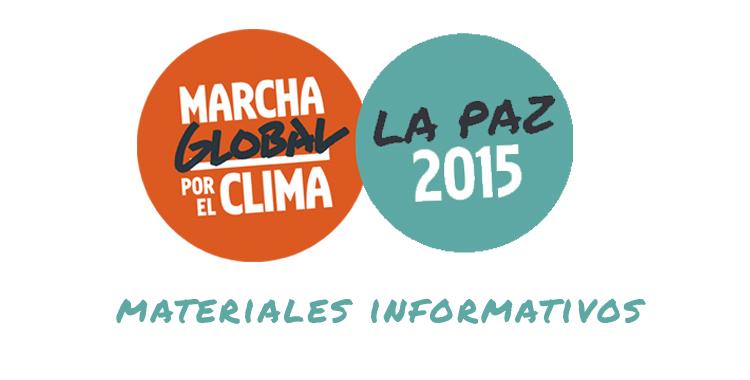 marcha global por el clima