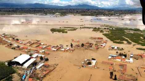sequias inundaciones