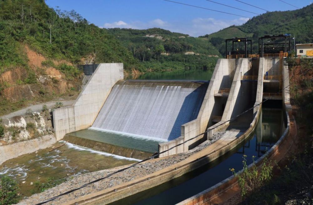 Hidroeléctrica-Oxec
